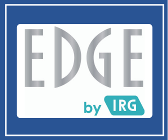 Edge by IRG | Logo