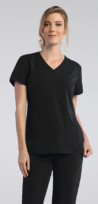 IRG Elevate Classic V Neck Modern Fit-Raley Scrubs