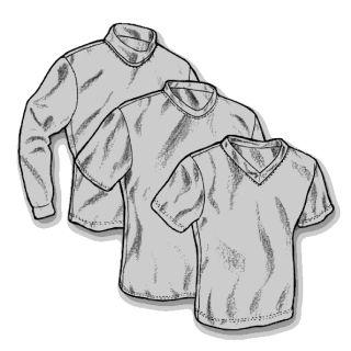 Vapor T-Shirt…Crew Neck