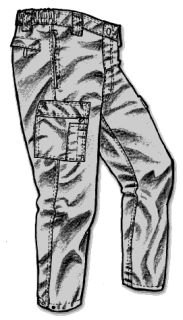 Patrol Cargo Pant-Mocean