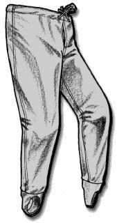 Micro Fleece Pant Liner-