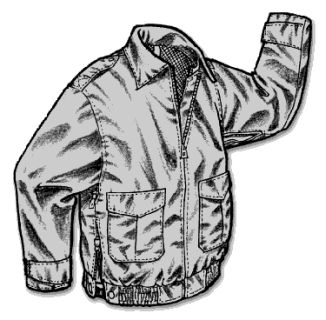Patrol Jacket-Supplex-Mocean
