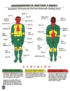 ETC trauma Poster 2'x3'-