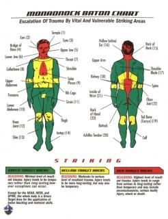ETC trauma Poster 2'x3'-Monadnock