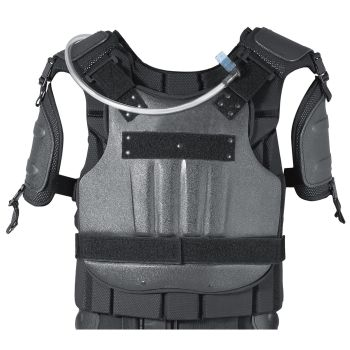 ExoTech® Upper Body & Shoulder Protection,Black-