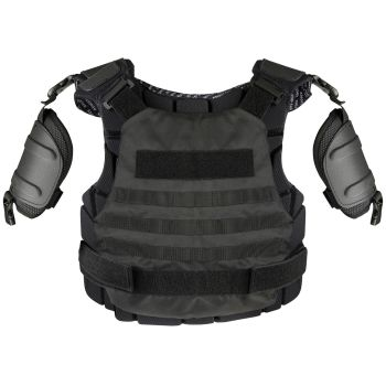 MOLLE Vest, Black-Monadnock