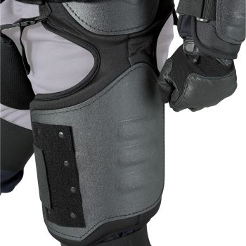 ExoTech® Thigh & Groin Protection,Black-