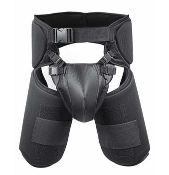 Centurion™ Thigh & Groin Protection,Black-