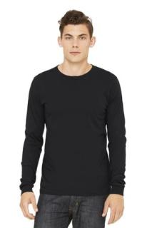 Bella + Canvas® Jersey Long Sleeve Tee-Bella + Canvas®