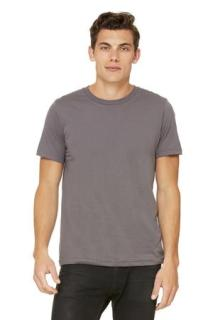 Bella + Canvas® Poly-Cotton Short Sleeve Tee-Bella + Canvas®