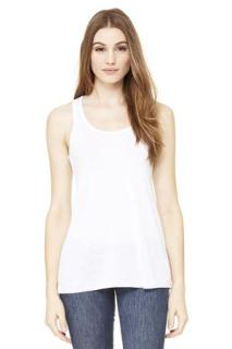 Bella + Canvas® Flowy Racerback Ladies' Tank-Bella + Canvas®
