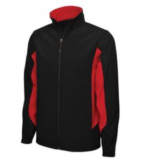Coal Harbour® Everyday Colour Block Soft Shell Jacket-Coal Harbour®