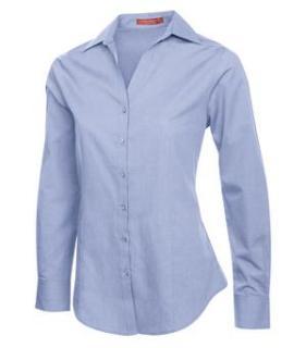 Coal Harbour® Textured Ladies' Woven Shirt-Coal Harbour®