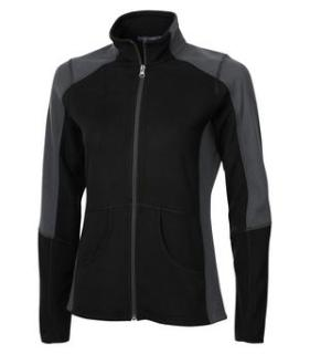 Coal Harbour® Everyday Fleece Colour Block Ladies' Jacket-Coal Harbour®