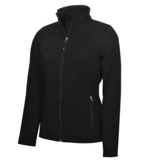 Coal Harbour® Everyday Soft Shell Ladies'Jacket-Coal Harbour®