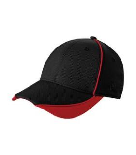 New Era® Contrast Piped BP Performance Cap-New Era®