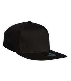 New Era® Flat Bill Stretch Fit Cap-New Era®