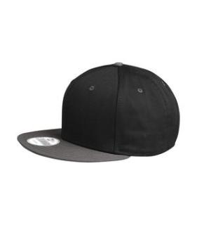 New Era® Flat Bill Snapback Colour Block Cap-New Era®