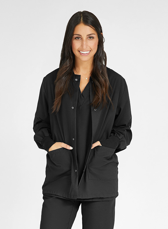 Two Pocket Warm-Up Jacket-Medline