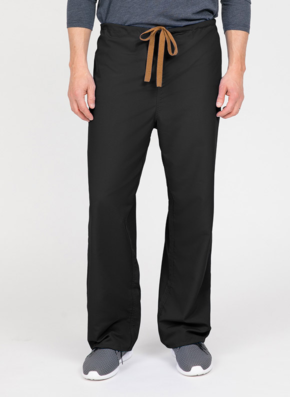 Reversible Drawstring Pant-Medline