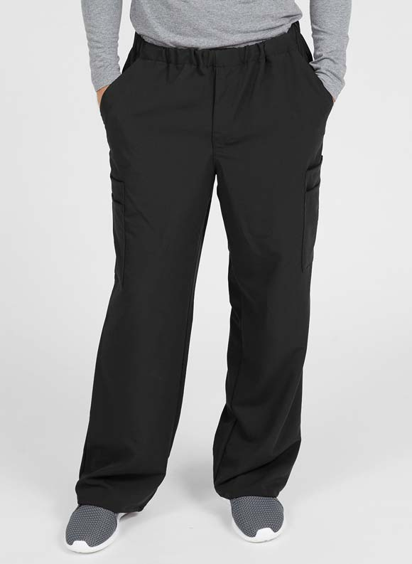 Drawstring Cargo Pant-Medline