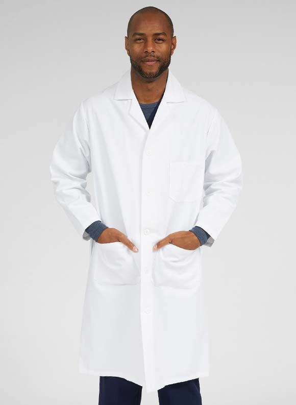 Classic Full Length Lab Coat-Medline
