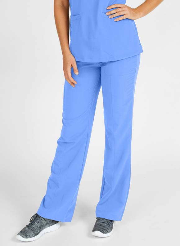 Straight Leg Pant-Medline