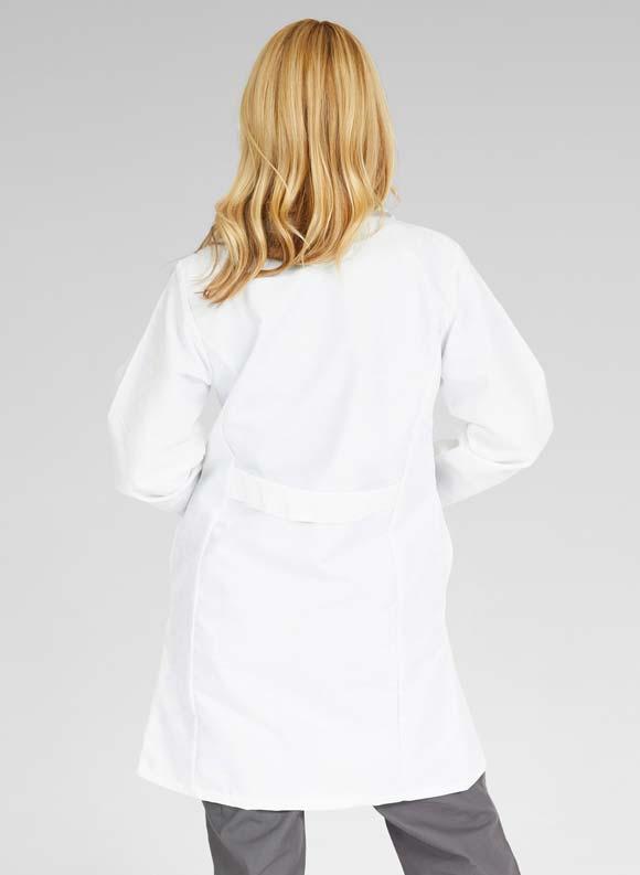 Buy Tone on Tone Princess Cut Lab Coat - Medline Online at