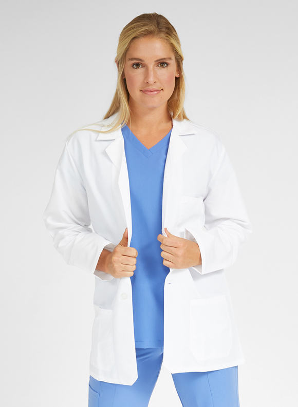 Consultation Lab Coat
