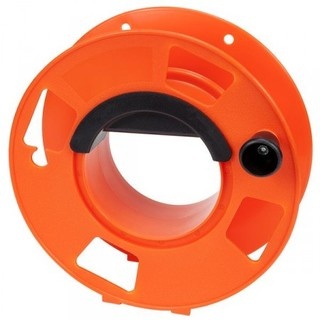 Cord Storage Reel w/Center Spin Handle