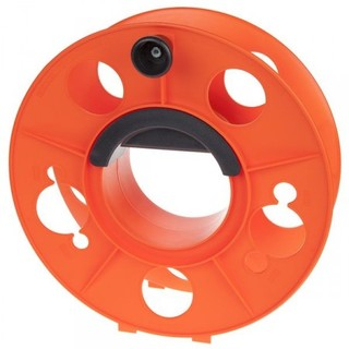 Heavy Duty Cord Storage Reel w/Center Spin Handle-