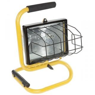 500w Halogen Single Fixture Work Light