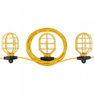 100' String Light w/Non-metallic Lamp Guards (10 Lamps)