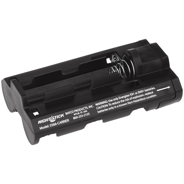 AA Battery Carrier for 5566/68 INTRANT™ Angle Lights-Nightstick