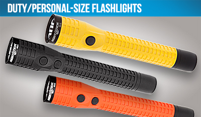 Duty/Personal-Size Flashlights