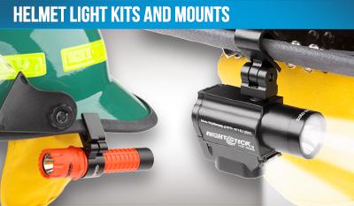 Helmet Light Kits and Mounts