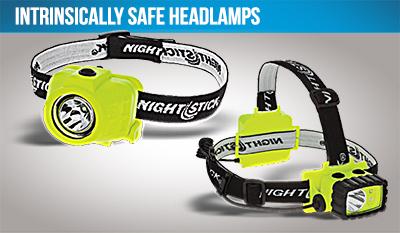 Intrinsically Safe Headlamps