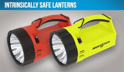 Intrinsically Safe Lanterns