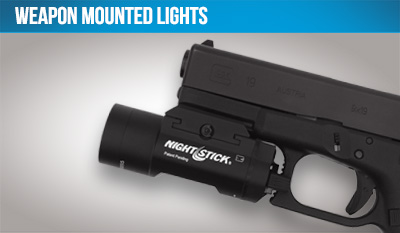 Weapon Mounted Lights