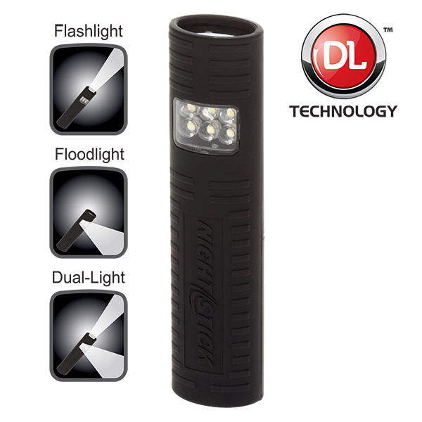 Multi-Purpose Flashlight - Floodlight - Dual-Light™-