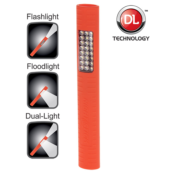 Multi-Purpose Flashlight - Floodlight - Dual-Light™-