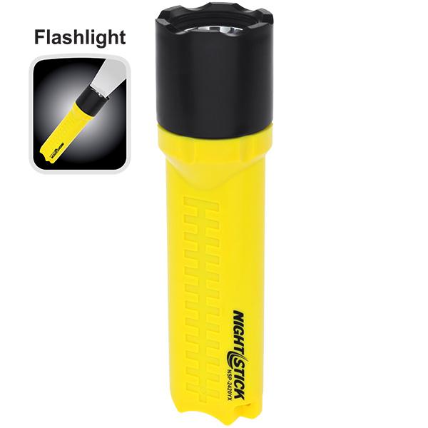 X-Series Flashlight - 3 AA Yellow-