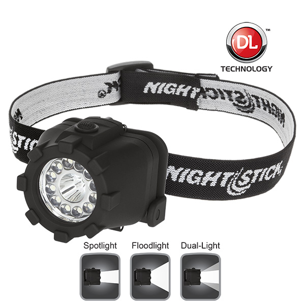 Dual-Light™ Headlamp-