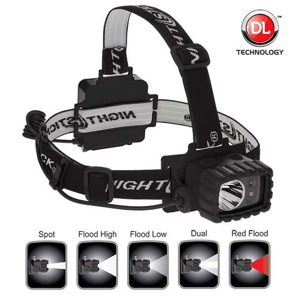 Dual-Light™ Multi-Function Headlamp-