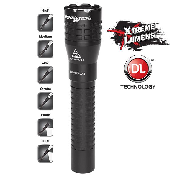Tactical Dual-Light™ Flashlight-