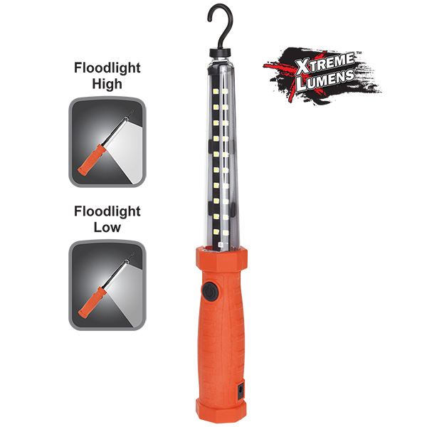 Xtreme Lumens™ Multi-Purpose LED Work Light - Rechargeable-