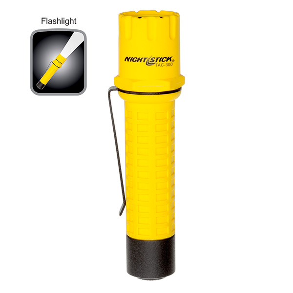 Polymer Tactical Flashlight-