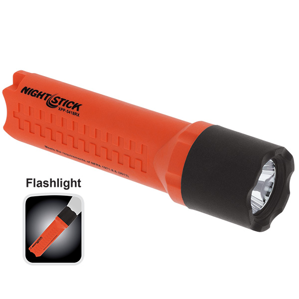 X-Series Intrinsically Safe Flashlight - 3 AA-Nightstick
