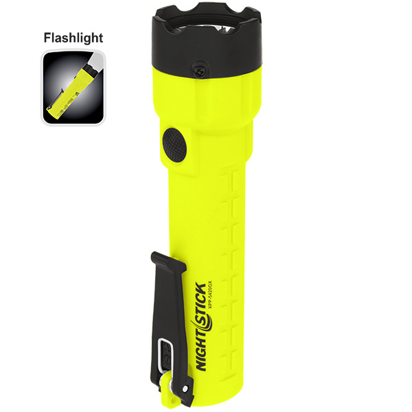 X-Series Intrinsically Safe Flashlight-Nightstick