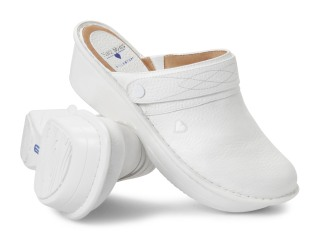 Nurse Mates Medical Open Back Slip On Gala-Nurse Mates